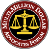 Member of the Multi-Million Dollar Advocates Forum